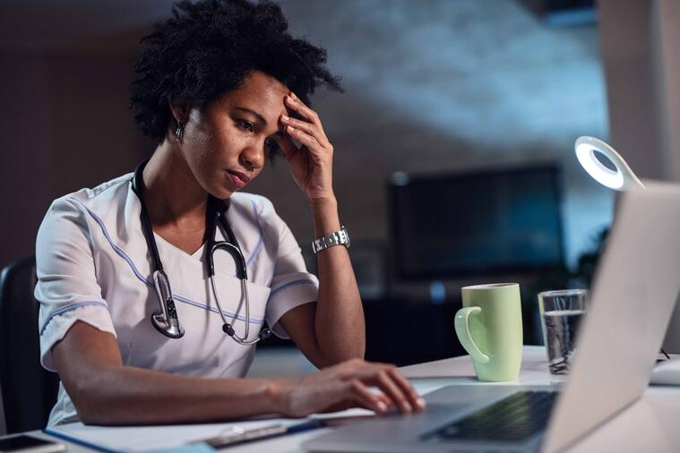 EHRs: A Source of Burnout & Optimization Strategies