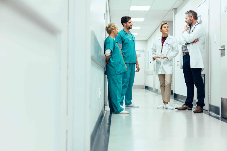 Improving ED and ACO Collaboration Through a Common Technology Platform
